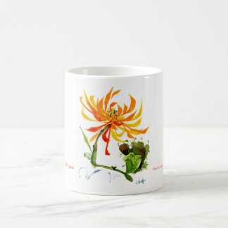 Golden Mum Mug 11oz.
