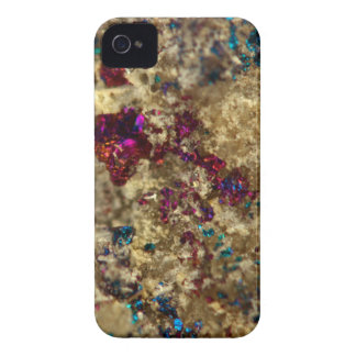 Golden Oil Slick Quartz iPhone 4 Case-Mate Cases