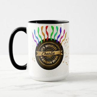 """Golden Oldie """"Cup of Joe"""" Mug"""