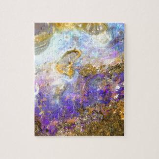 Golden Opal Jigsaw Puzzle