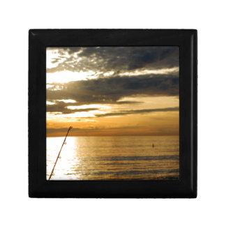 golden pacific sunset gift box