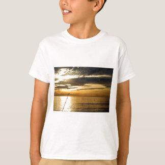 golden pacific sunset T-Shirt