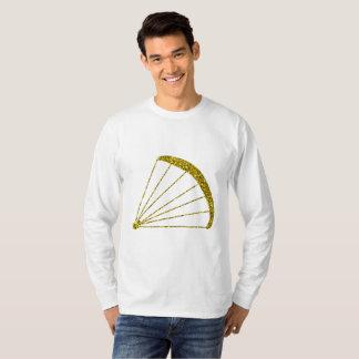 Golden Paraglider Long Sleeve T-Shirt