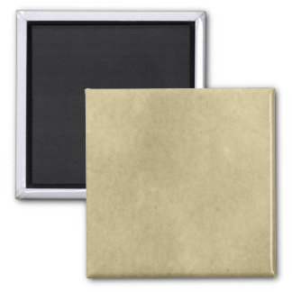 Golden Parchment Magnet