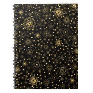 Golden Pattern Notebook
