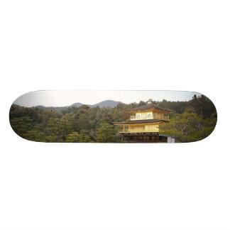 golden-pavilion kinkaku skateboards