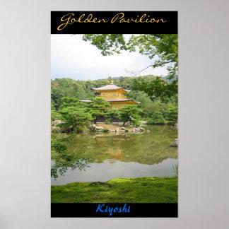 Golden Pavilion Poster
