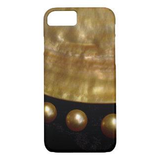 GOLDEN PEARLS iPhone 7 CASE