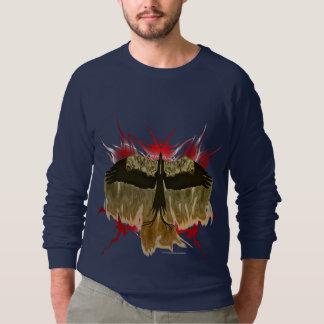Golden Phoenix Men's Raglan Sweatshirt