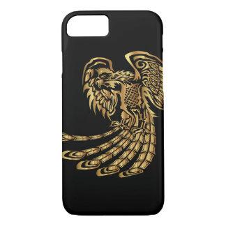 Golden Phoenix Rising iPhone 8/7 Case