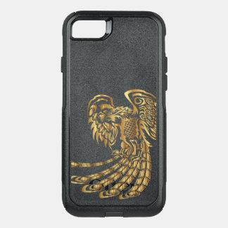 Golden Phoenix Rising OtterBox Commuter iPhone 8/7 Case