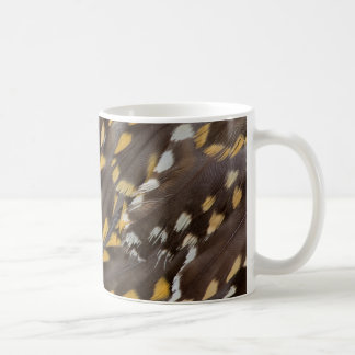 Golden Plover Feathers Coffee Mug