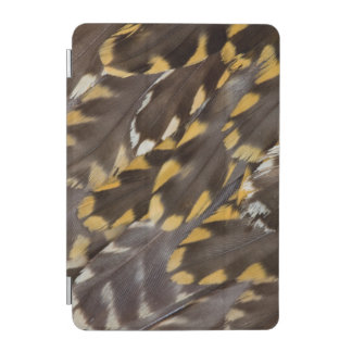 Golden Plover Feathers iPad Mini Cover
