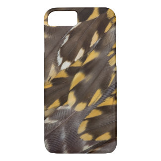 Golden Plover Feathers iPhone 8/7 Case