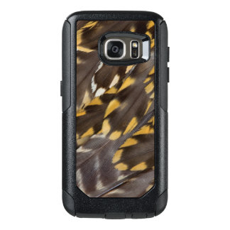 Golden Plover Feathers OtterBox Samsung Galaxy S7 Case