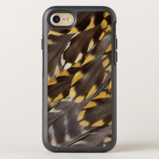 Golden Plover Feathers OtterBox Symmetry iPhone 8/7 Case