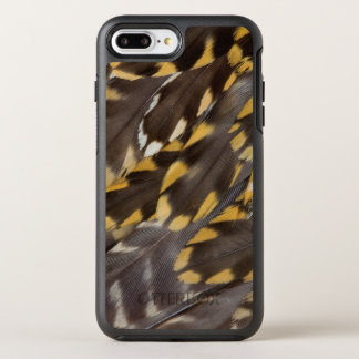 Golden Plover Feathers OtterBox Symmetry iPhone 8 Plus/7 Plus Case