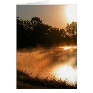 Golden Pond Card