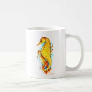 Golden Princes of the Reef Coffee Mug