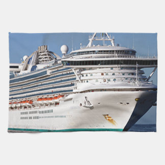 Golden Princess cruise ship Towels