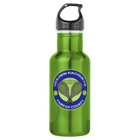 Golden Racquets Sports Bottle