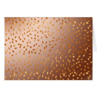 Golden rain card