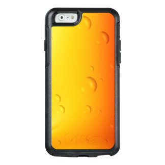 Golden Raindrops OtterBox iPhone 6/6s Case