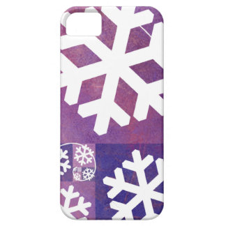Golden Ratio Snowflakes iPhone 5 Covers