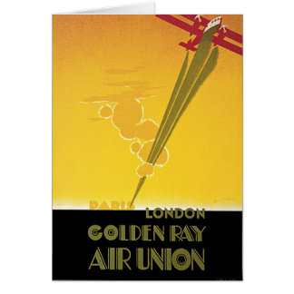 Golden Ray Air Union Card
