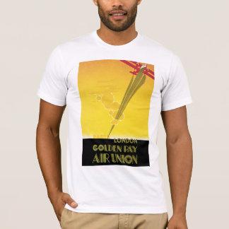 Golden Ray ~ Air Union T-Shirt