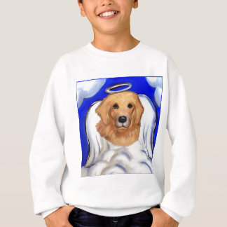 Golden Retriever Angel Sweatshirt