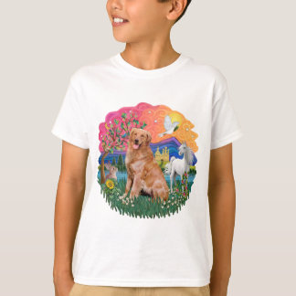 Golden Retriever (B3) T-Shirt