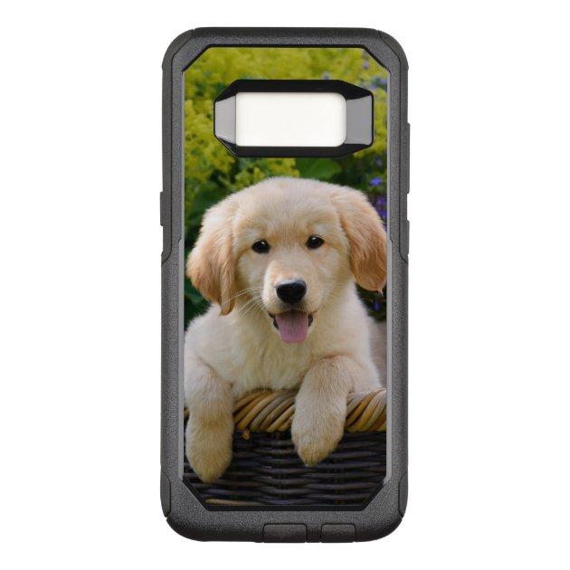 Yoga Golden Retriever Phone Case Funny Golden Retriever Dog Gift