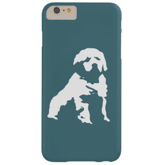 Golden retriever barely there iPhone 6 plus case