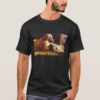 Golden Retriever Best Buddies T-Shirt