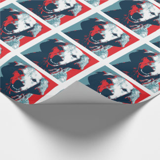 Golden Retriever by Hope Dogs Wrapping Paper