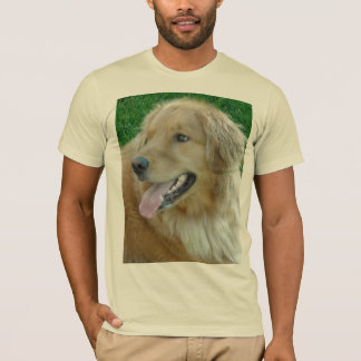 Golden Retriever Close-up T-Shirt