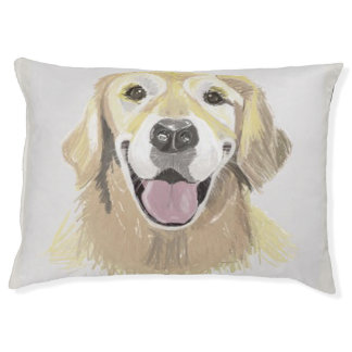 Golden Retriever Dog Bed