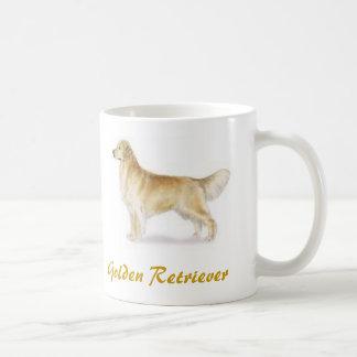 Golden Retriever, Dog Lover Galore! Coffee Mug