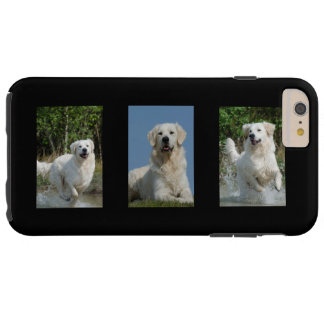 Golden Retriever dog lovers photo iphone 6 case