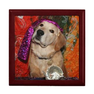 Golden Retriever Fortune Teller Gift Box