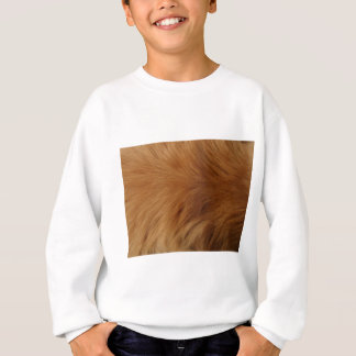 Golden Retriever Fur Sweatshirt
