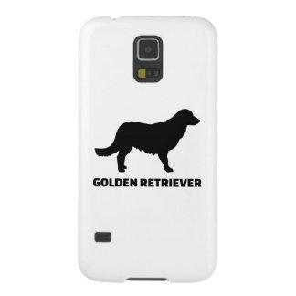 Golden Retriever Galaxy S5 Cover