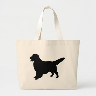 Golden Retriever Gear Large Tote Bag