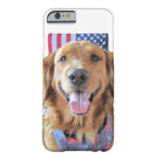 Golden Retriever iPhone 6 Case July 4