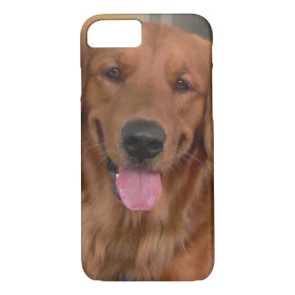 Golden Retriever iPhone 7 Case