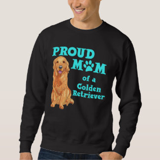 GOLDEN-RETRIEVER MOM SWEATSHIRT