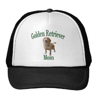 Golden Retriever Mom Trucker Hat