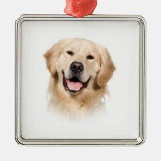 Golden Retriever Ornament