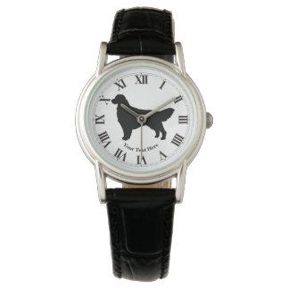 Golden Retriever Personalize Watch